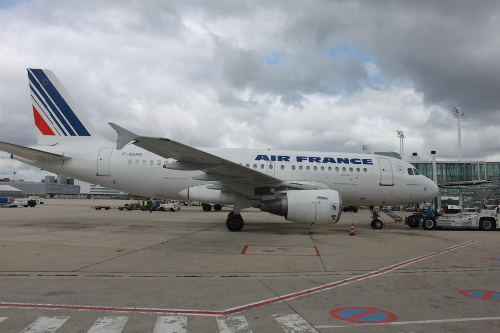 air france билеты Москва - Париж