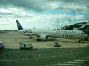 Фотография: Самолет авиакомпании Дельта. www.air-agent.ru