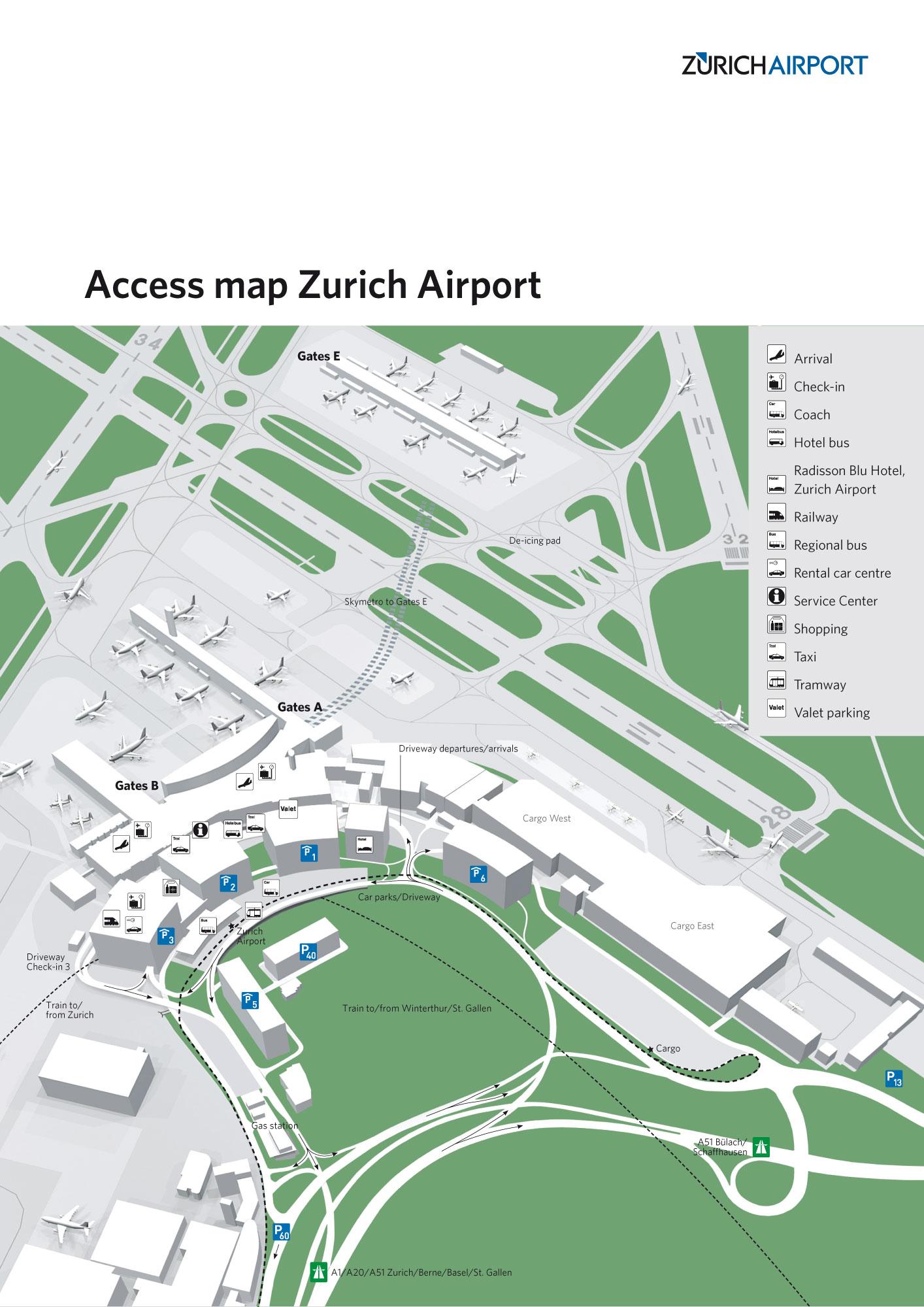 схема аэропорта на русском фьюмичино