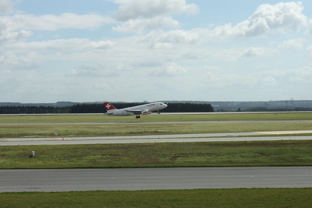 рейса СВИСС Швейцарские авиалинии Санкт-Петербург - Женева