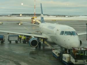 самолет авиакомпании Finnair www.air-agent.ru