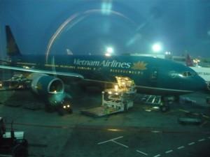 Самолет Вьетнамских Авиалиний Boeing 777 www.air-agent.ru