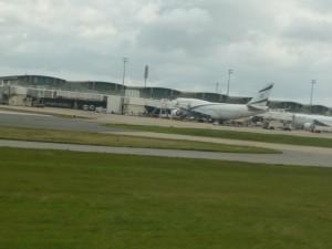 Самолет авиакомпании EL AL фото
