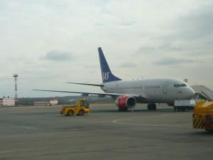 Акция на дешевые билеты Скандинавских авиалиний в Европу