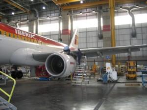 Фотография: Самолет Iberia © airagent www.air-agent.ru
