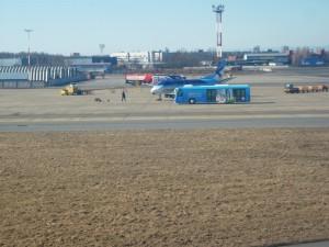 Акция дешевые билеты в Европу от авиакомпании Estonian Air на 2014 г.