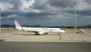 самолет авиакомпании Air Europa www.air-agent.ru
