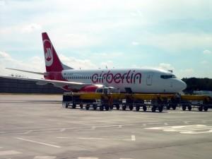 Фотография: Самолет авиакомпании самолет Air Berlin Boeing 737www.air-agent.ru