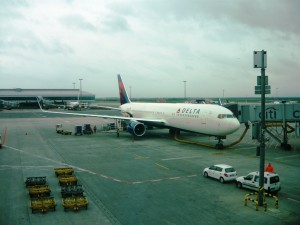 Фотография: Самолет авиакомпании Delta. www.air-agent.ru