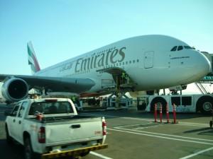 Фотография: Самолет Emirates