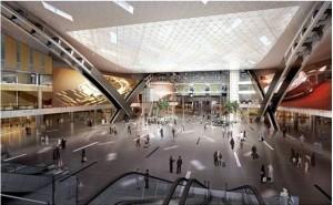Новый международный аэропорт в Дохе