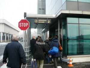 Фотография: аэропорт Рига зона прилета