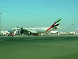Новый терминал вылета авиакомпании Эмирейтс из Санкт-Петербурга в Дубай с 14 марта 2014