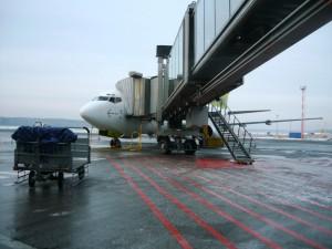 Фотография: Самолете Aurbalric аэропорт Рига www.air-agent.ru