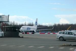 Фотография: Самолет авиакомпании ЮТЭЙР. www.air-agent.ru