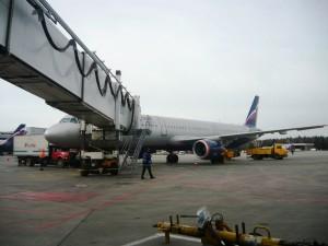 Фотография: Самолет авиакомпании Аэрофлот