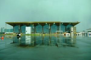 Новый терминал аэропорта Пулково Санкт-Петербург