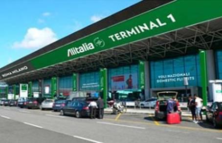 Аэропорт Рима фото