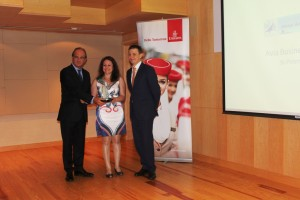 фото Emirates awards 2014 avia business travel
