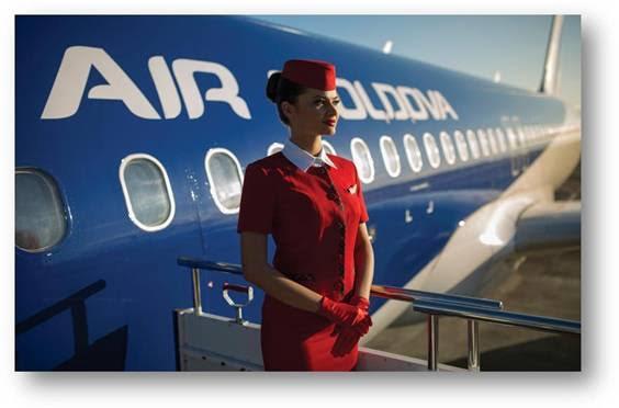 Air Moldova представительство в Москве