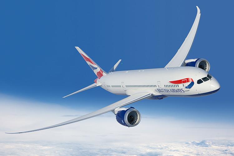 Boeing 787-9 Dreamliner British Airways